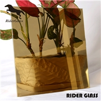 12mm Euro bronze reflective glass
