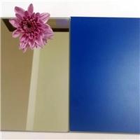 A-mirror blue back paint