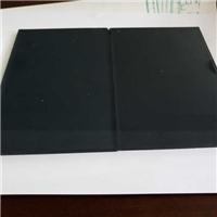 5mm6mm dark grey float/reflective building/furniture glass with high quality