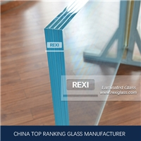 6.38mm-40.28 mm flat/curved Laminating GLASS, CE, SGCC&AS/NZS certified