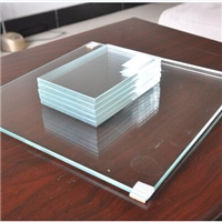 4mm 5mm Ultra clear white float building glass