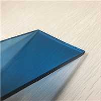 blue tinted float building glass 4mm 5mm 6mm