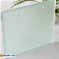 frosted no fingerprint decoration glass