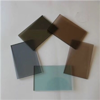 4mm5mm tinted float/reflective building/furniture glass with high quality and certification ,bronze/green/blue/grey