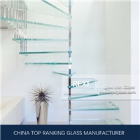 5mm Low Iron Glass, Temperable, Lamination and Insulation Grade, CE certified