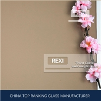 3mm-12mm Bronze Glass, Temperable, Lamination and Insulation Grade, CE certified.