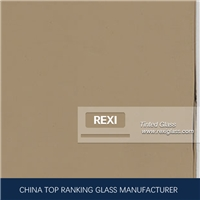 3mm-12mm Glass Bronze, Temperable, Lamination and Insulation Grade, CE certified.