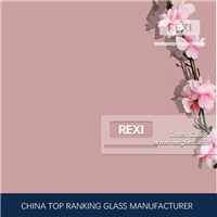 3mm-12mm Pink Tinted Glass, Temperable, Lamination and Insulation Grade, CE certified.