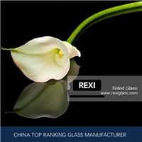 3mm-12mm Temperable Black Glass, Temperable, Lamination and Insulation Grade, CE certified.