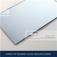 1mm-6mm silver mirror sheet,  Fenzi paint, double coated, CE & AS/NZS certified