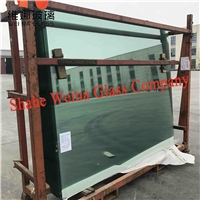 6mm clear float glass from Weina Glass with high light transmittance