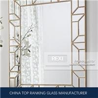 1mm-6mm beveled glass mirror, Silver Mirror, Aluminium Mirror, CE & AS/NZS certified