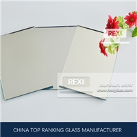 1mm-6mm Aluminium MIRROR Glass, Silver MIRROR Glass, Safety MIRROR Glass, CE & AS/NZS certified