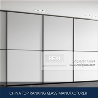3mm-12mm back painted glass, Blue, Red, White, Black colors, CE certified