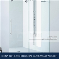 8mm 10mm 12mm 15mm 19mm tempered GLASS DOOR, door glass, CE, SGCC&AS/NZS certified