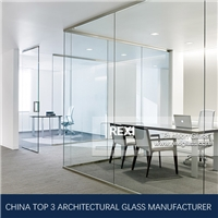 Partition Glass by Tempered Glass, Laminated Glass, CE, SGCC&AS/NZS certified