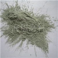 Green silicon carbide F1500