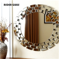 2mm Aluminum Glass Mirror