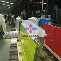 Colorful PVB Laminated Glass