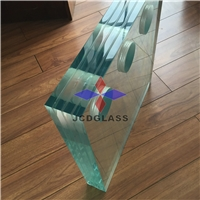 0.89, 1.52mm SGP Laminated Glass