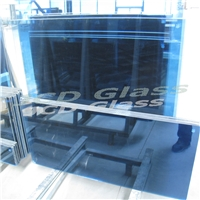 Ford Blue, Light Blue, Ocean Blue tinted Tempered Glass