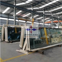 Jumbo size Low-E Laminated Insulated Glass