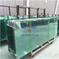 5-19mm heat soaked glass