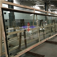Jumbo size Single, Double Low-E Insulated Glass