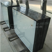 Silk screen printed Insulated Glass, IGU