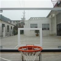 10mm 12mmTempered Glass Basketball Backboard