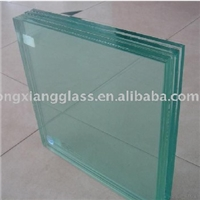 Laminated Glass for Building, External Wall safety