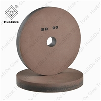 BD 100x22(hole)-15/20/25/30(Height)mm Polishing wheels For glass final polishing wheel,shape edging machine
