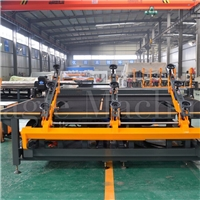 Automatic all-in-one shaped glass cutting machine