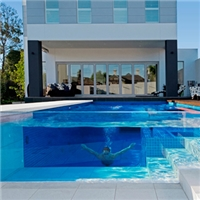 8 mm Tempered Glass for Pool Fence