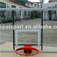 15 mm Transparent Acrylic Basketball Backboard