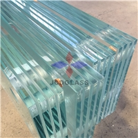 15+15+15+15 extra clear SGP Tempered Laminated Glass JUMBO SIZE
