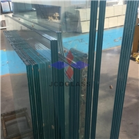 SGP laminated glass bridge panels