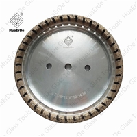 Diamond Grinding Wheel Abrasive Cup Disc Glass Edger Disc 150mm Grit #175 Free Ship