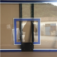 Tempered Glass Basketball Backboard (BLP-GE-6)