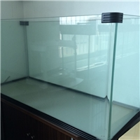 High Quality and Ultra White Glass Fishbowl