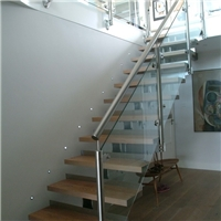 Tempered Laminated Glass Balustrades for Balconies, Mezzanines and Stairways