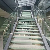 Laminated Safety Anti-Skid Glass Floor