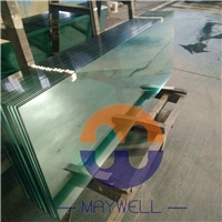 Flat Polished Edges Tempered Glass door, shower door, Cabinet, Furniture, Table Top glass