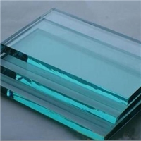 Safety and Thick Highway Glass Barriers