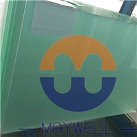 3mm-12mm Acid Etched Glass, frosted glass, fingerprint free opaque white translucent, acid etched glass