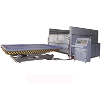 The lastest EVA glass laminating machine 2000 X 3000mm
