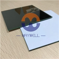 Safety Interior Decorative Mirror, Safety Mirror with CAT I and CAT II, Mirror With Safety Vinyl Back