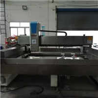 CNC GLASS working MACHINE for mirror glass ,oven glass ,marine glass