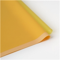 Yellow pvb film