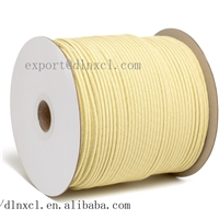High quality kevlar aramid rope with in tempering glass